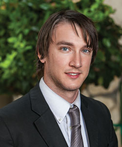 Jacob Ward | Funeral Assistant/Crematory Operator